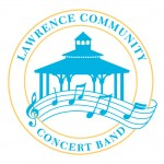 Lawrence Community Concert Band Logo